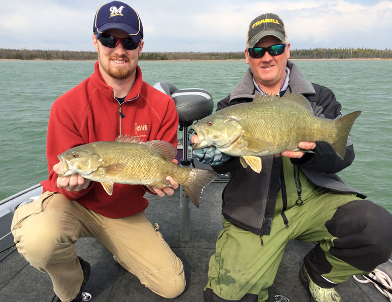 door county small mouth bass guide