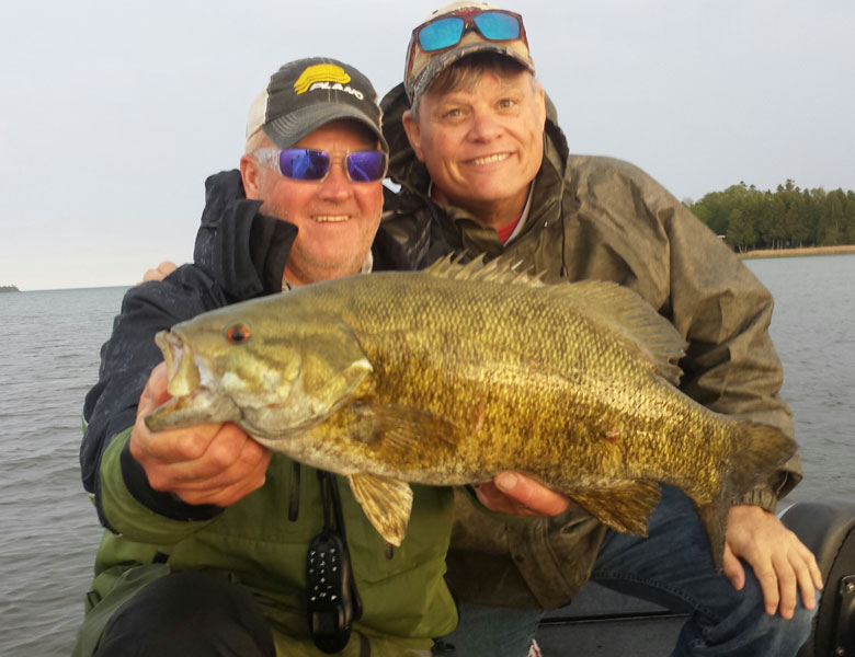 trophy smallmouth bass guide