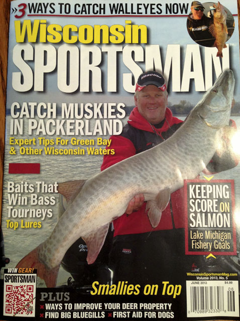 best musky guide green bay wi