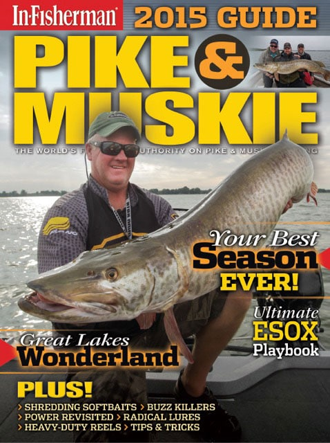 top rated musky guide green bay wi