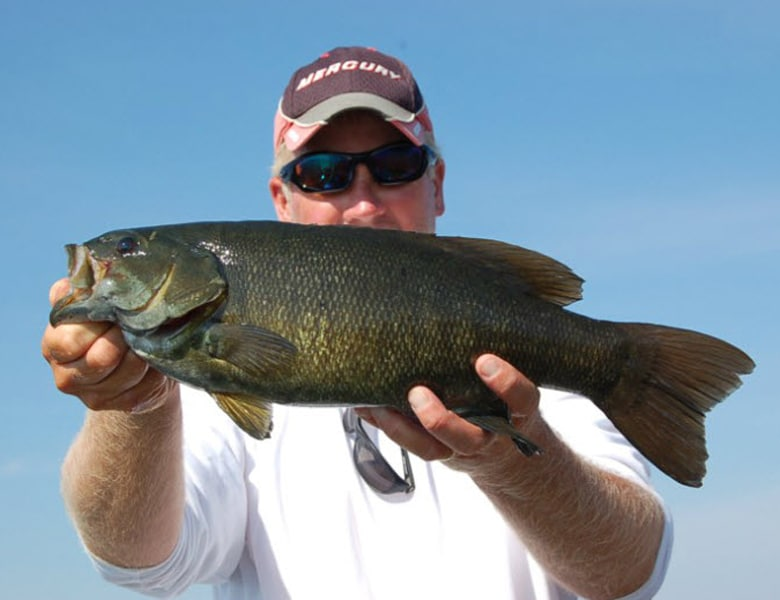 smallmouth fishing guide bret alexander