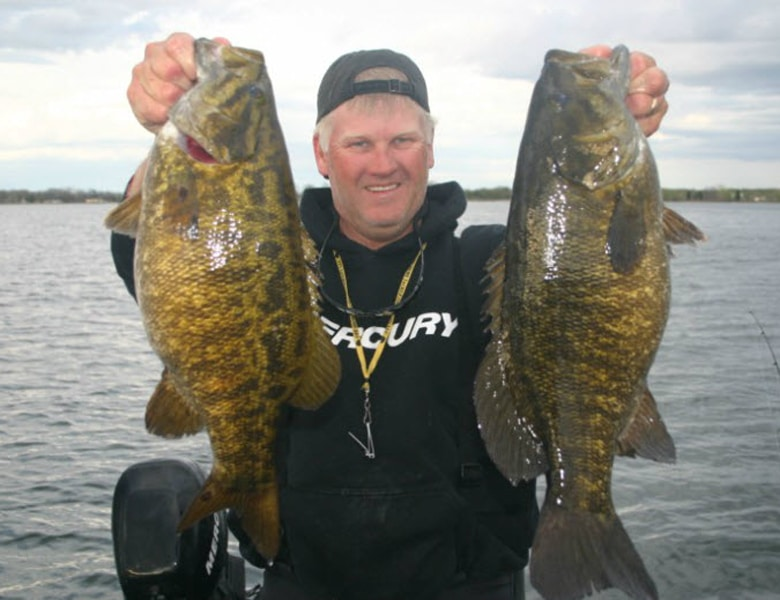 guide service for smallmouth bass green bay