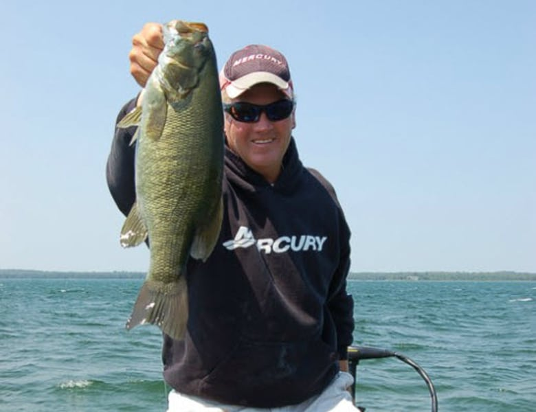 smallmouth guide in door county