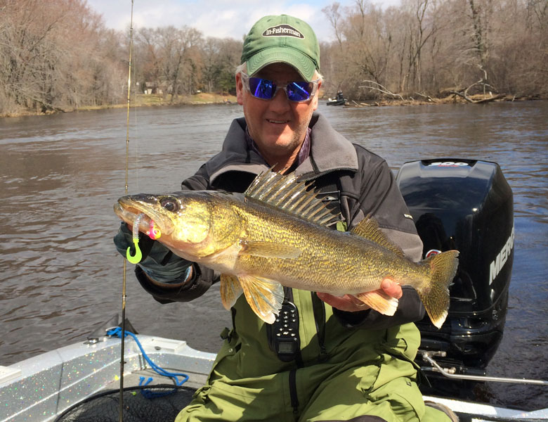 top oconto river fishing guide