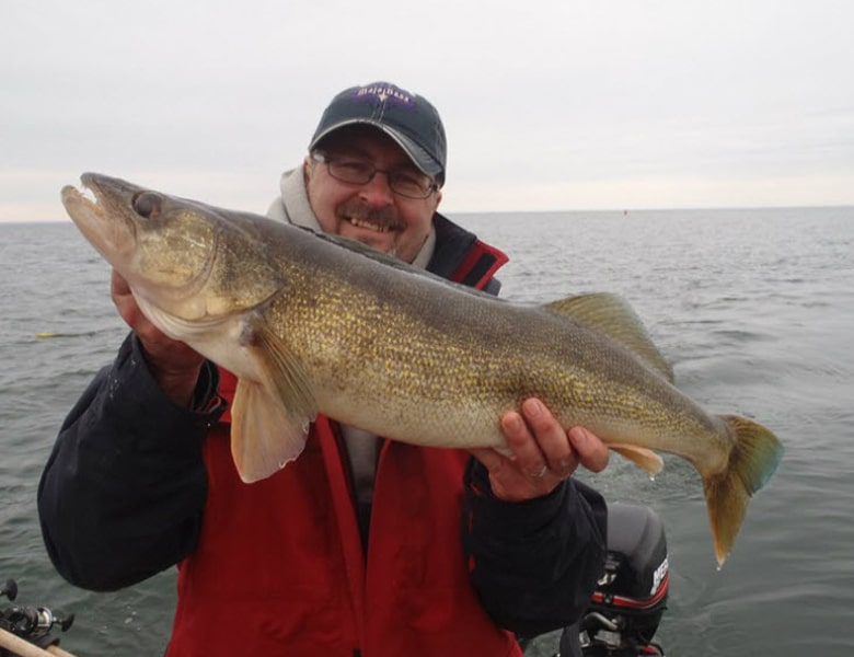 best fishing guide green bay wi