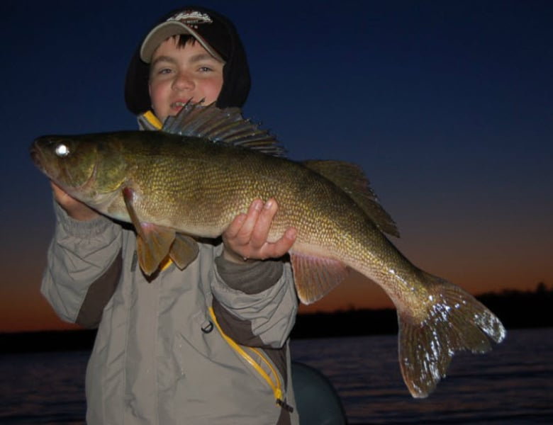 walleye guide green bay