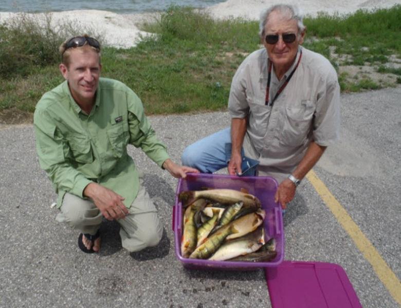 door county fishing guide