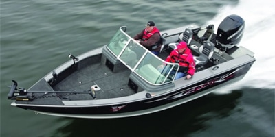 fishing guide kyle tokarski boat